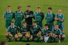 Piłkarze Legii przed swoim pierwszym meczem w Lidze Mistrzów