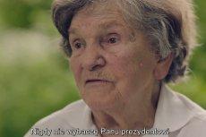 Wanda Traczyk-Stawska wystąpiła w klipie wyborczym Rafała Trzaskowskiego.