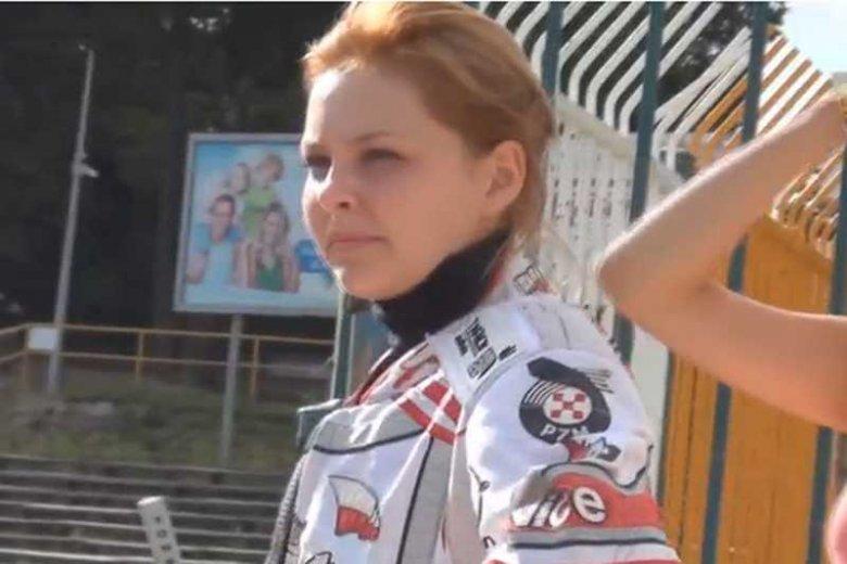 Klaudia Szmaj pierwszą Polką z licencją żużlową