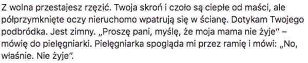 """Witold Jacórzyński, """"Umieranie w Siennicy"""""""