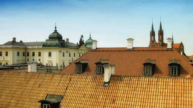Pałac Branickich w Białymstoku. Moje ulubione zdjęcie Białegostoku. Być może dlatego, że jestem jego współtwórcą.