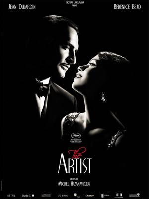"""Plakat filmu """"Artysta"""""""