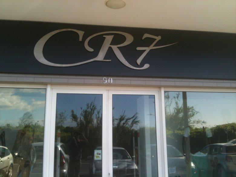 butik CR7 w Funchal