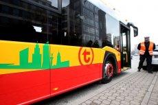 Kierowca autobusu, który miał dziś wypadek w Warszawie, mógł być pod wpływem metamfetaminy.