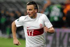 Sławomir Peszko do reprezentacji miał wrócić już na mecz z Anglią, ale przeszkodziła mu kontuzja.