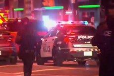 Strzelanina w Toronto. Kilkanaście osób jest rannych.