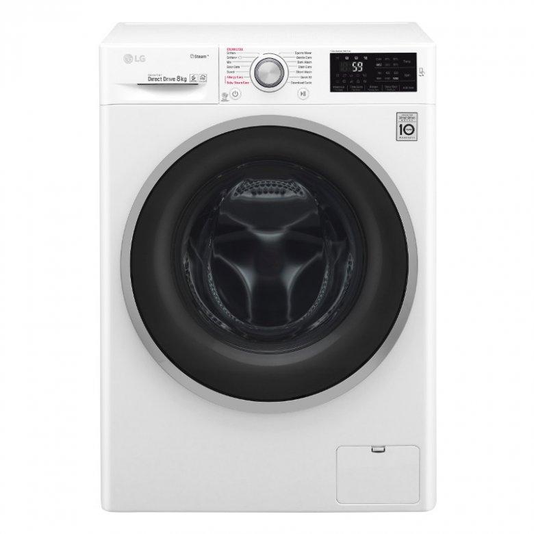 Pralka LG zużywa tylko 33 litry wody w jednym cyklu prania