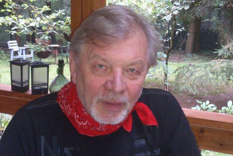 """Andrzej Minko współtworzy program """"Ktokolwiek widział, ktokolwiek wie"""" od 23 lat"""