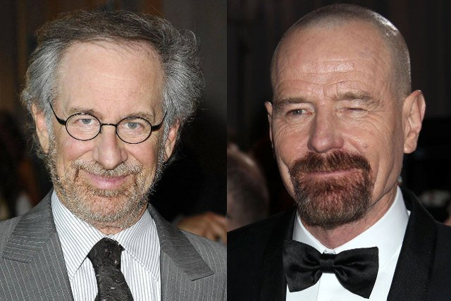 """Steven Spielberg i Bryan Cranston mają współpracować przy serialu opartym na sztuce """"All the Way"""""""