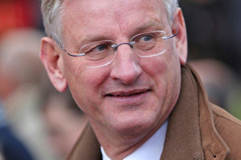 Carl Bild, były premier Szwecji, przypomina, że szefem Rady Europejskiej powinien być były premier.