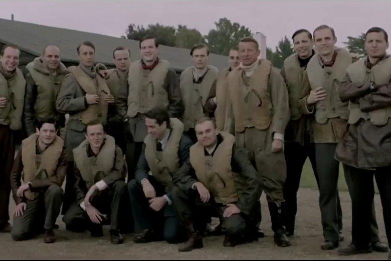 """Brytyjski film """"Hurricane"""" będzie opowiadał historię pilotów dywizjonu 303."""