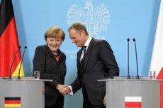 PiS chce zrobićz Donalda Tuska agenta Angeli Merkel.