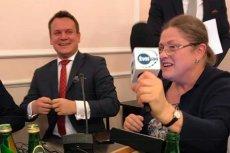 Krystyna Pawłowicz, Dominik Tarczyński i kilku innych posłów PiS dało żenujący popis na obradach połączonych komisji spraw zagranicznych i komisji ustawodawczej.