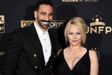 Pamela Anderson i Adil Rami byli razem przez ponad dwa lata