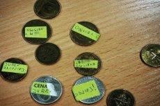 Takie monety znaleziono w jednej z puszek WOŚP w Opolu.