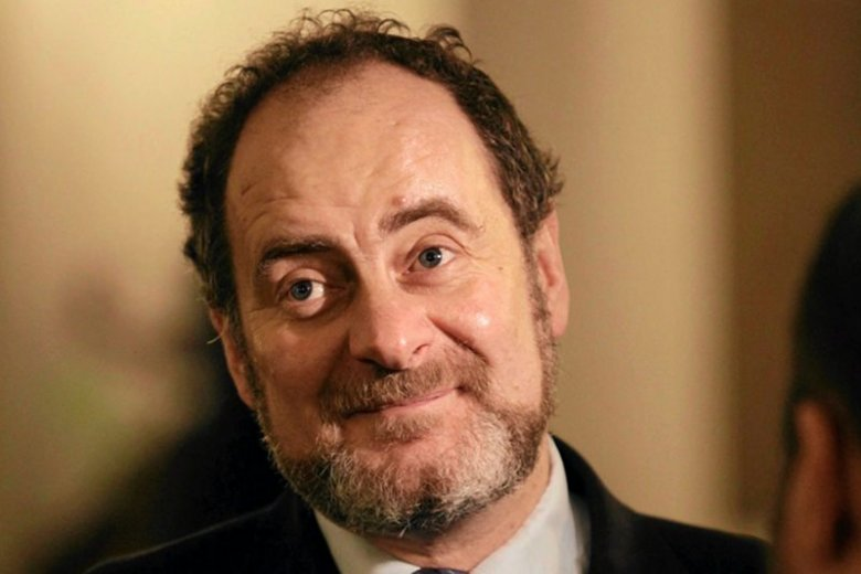 Piotr Kadlcik, przewodniczący Związku Gmin Wyznaniowych Żydowskich w Polsce