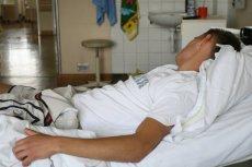 Na chłoniaka Hodgkina często chorują młodzi ludzie.
