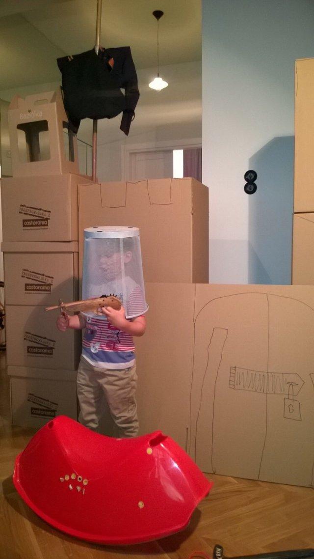 Domowa forteca