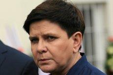 Beata Szydło deklaruje, że rząd jeszcze bardziej weźmie się za naciągaczy.