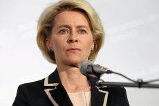 Minister obrony Niemiec Ursula von der Leyen stała się nowym wrogiem publicznym rządu PiS