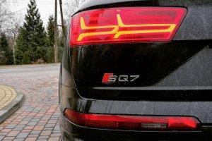 Audi SQ7 jest aktualnie najmocniejszym dieslem na świecie.