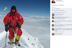 Artur Hajzer zaginął podczas wyprawy na Gaszerbrum I