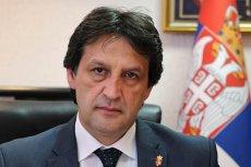 Bratislav Gaszic zdymisjonowany za seksistowską uwagę.
