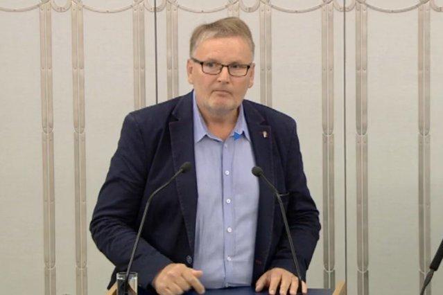 Senator PiS Waldemar Bonkowski