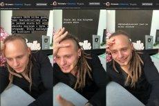 Influencer Mateusz Janusz (znany też jako Matt Meknife) z Fit Lovers zapewnił, że bierze na siebie odpowiedzialność za następstwa nieudanego salta.