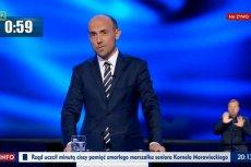 """Borys Budka na antenie publicznej telewizji zapewnił widzów, że KO nie ma w planach likwidacji programu """"Rodzina 500+"""""""