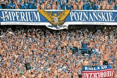 """Lech Poznań został ukarany przez UEFA za naklejki """"Dobranoc, lewico"""""""