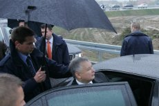 Ochrona Jarosława Kaczyńskiego jest bardzo kosztowna.