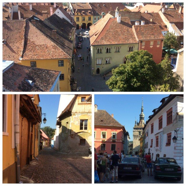 Sighnisoara - miasto w Transylwanii z przepiękną średniowieczną starówką, uznawaną za jedną z piękniejszych w Europie. To w tymmieście urodził się Vlad Palownik.