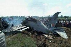 Pakistańskie siły zestrzeliły dwie indyjskie maszyny.