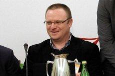 Łukasz Warzecha narzeka, że maraton w Warszawie wygrał czarnoskóry biegacz.