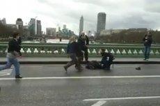 Strzały w Londynie, do incydentu doszło w okolicach Parlamentu.
