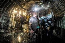 W niektórych kopalniach wstrzymano wydobycie węgla.