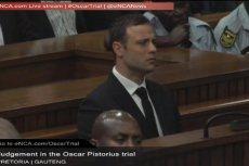 Oscar Pistorius oczyszczony z zarzutu morderstwa z premedytacją. Trwa dalsze odczytywanie wyroku