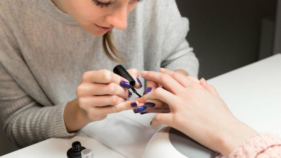 Profesjonalny manicure