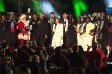 Barack Obama nie wstydzi się publicznie śpiewać. Znowu zrobił to podczas swojej ostatniej ceremonii odpalenia bożonarodzeniowego drzewka przed Białym Domem.