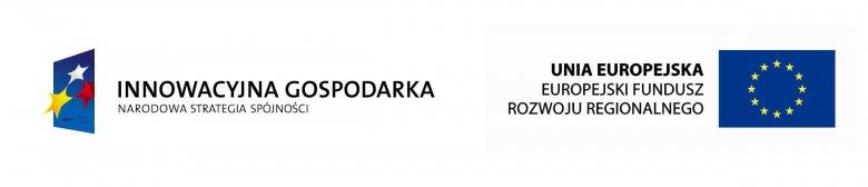 """Logotypy programu unijnego PO IG 5.2 """"Droga do Polski Przedsiębiorczej"""""""