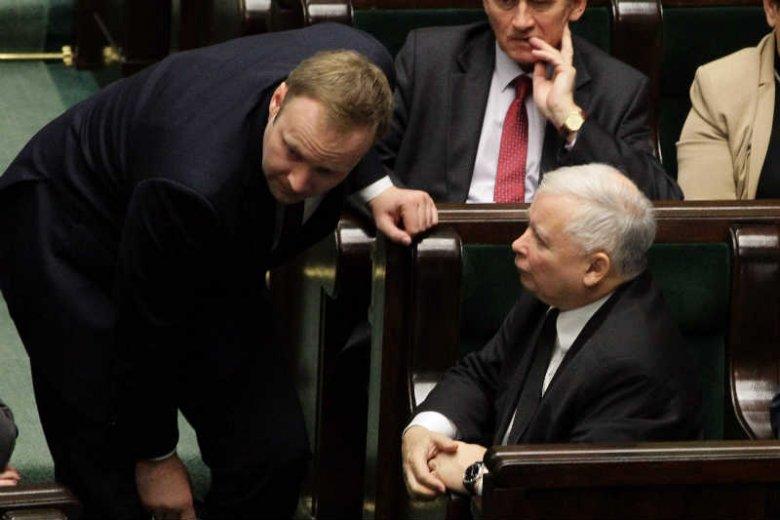 Ofiarami emocji Jarosława Kaczyńskiego padło kilku polityków, którzy mogli się przysłużyć PiS.