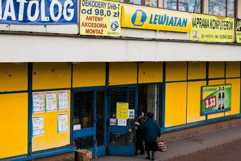 Sklepy Lewiatan to indywidualne firmy pod wspólną marką.