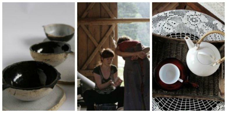 W Artystyce przez cały rok odbywają się warsztaty, m.in. ceramiczne.