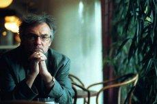 Jerzy Pilch w 2001 roku.