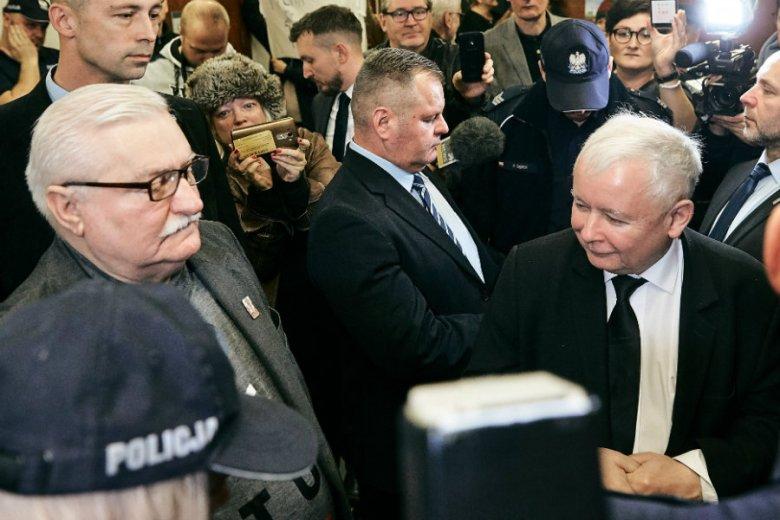 Lech Wałęsa musi przeprosić Jarosława Kaczyńskiego za słowa o odpowiedzialności za katastrofę smoleńską.