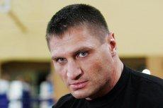Andrzej Gołota przyznaje, że od boksu wazniejsza w życiu jest dla niego tylko rodzina.