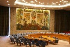 Siedziba Rady Bezpieczeństwa ONZ. Polska zabiega o status niestałego członka.