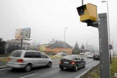 Już wkrótce postrachem kierowców będą tylko fotoradary w kolorze żółtym.