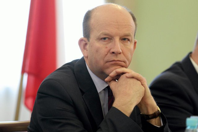 """Minister Radziwiłł marihuanie mówi """"nie""""."""